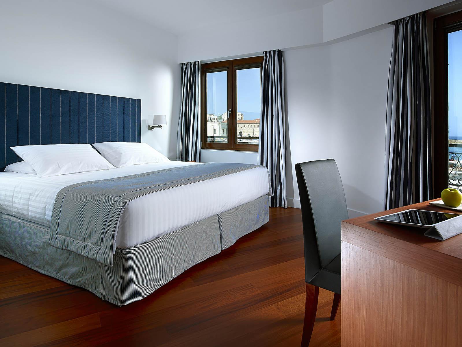 luxury accommodation in crete - Porto Veneziano Hotel