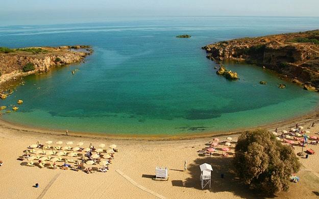 beaches chania crete -Porto Veneziano Hotel