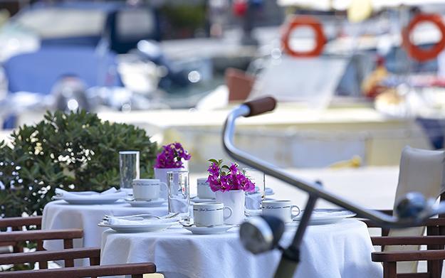 Hotel with breakfast in Crete - Porto Veneziano Hotel
