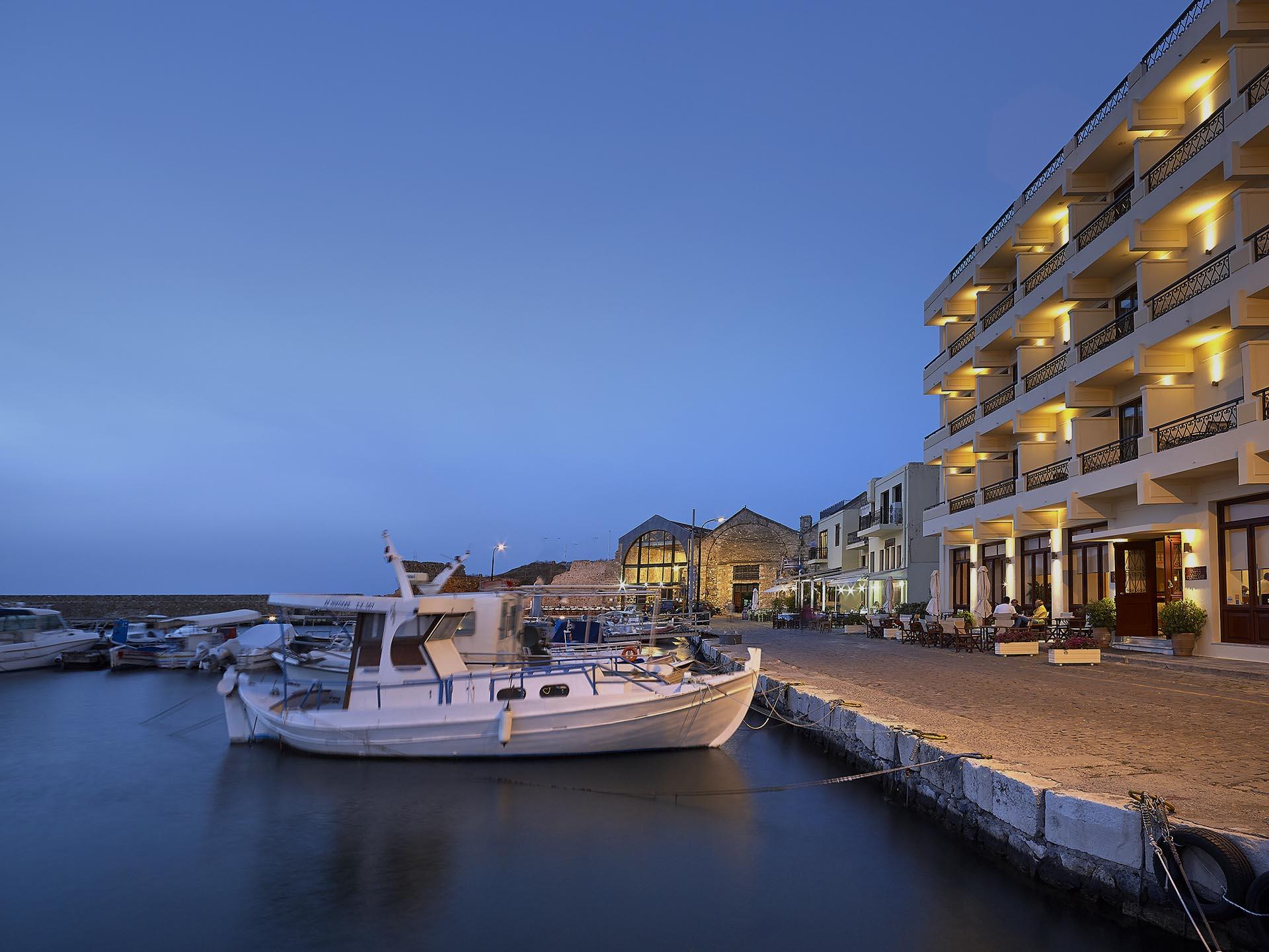 hotels chania crete - Porto Veneziano Hotel