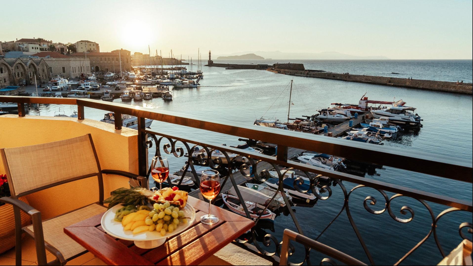 Chania Crete Hotels, Greece | Porto Veneziano Hotel | Unique Destination